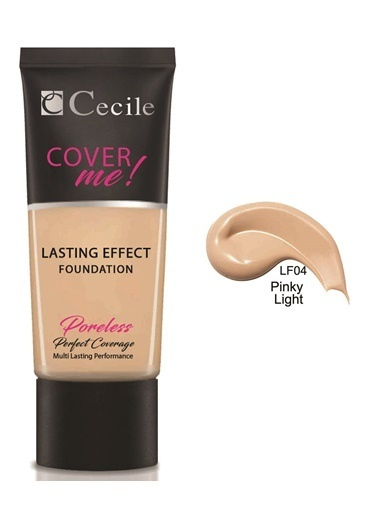 Cecile Lasting Effect Foundation  Lf 04 Ten